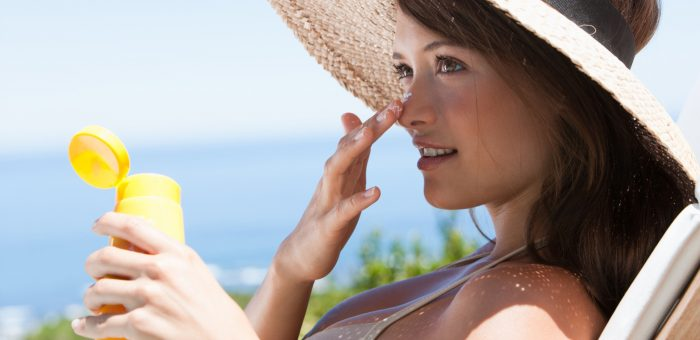 Taking care of your skin during summer